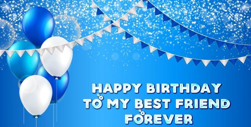 Happy Birthday Prayers To A Friend
