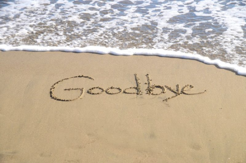 Emotional Goodbye Quotes For Her