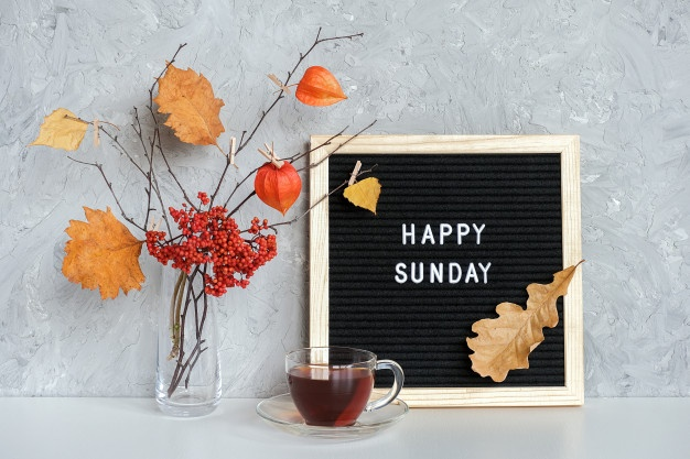 Happy Sunday Messages For Friends