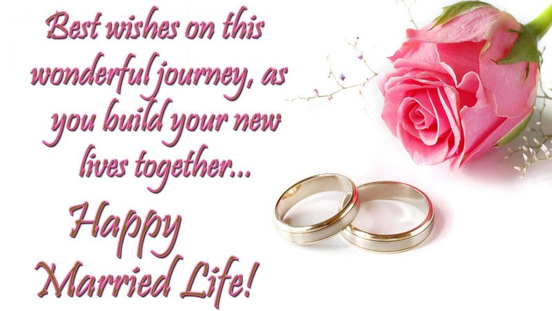 Congratulatory Messages For Wedding | Sample Posts