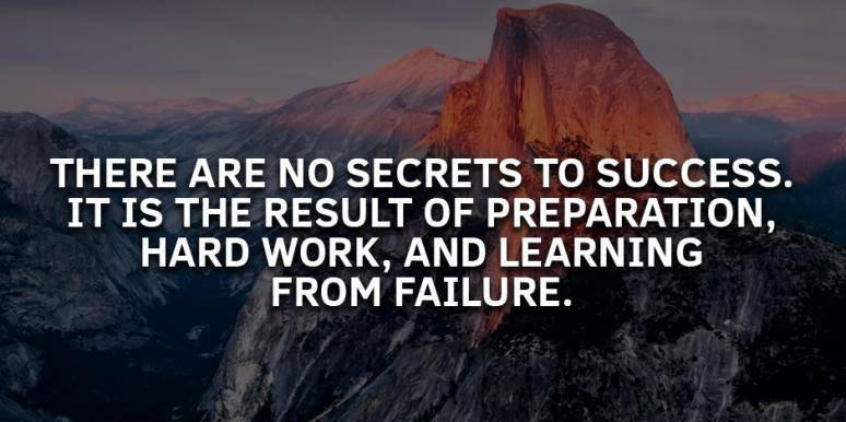 Inspirational Quotes About Success