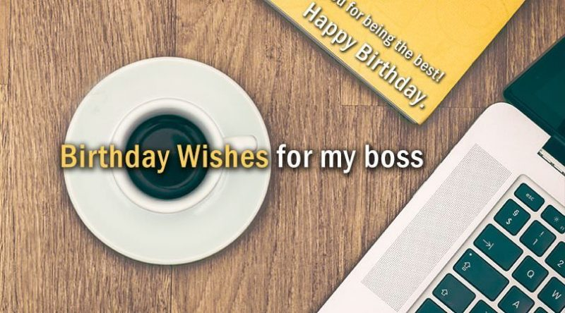 37+ Happy Birthday Messages To My Boss