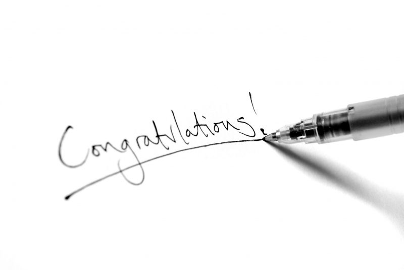 Congratulatory Messages For New Appointment