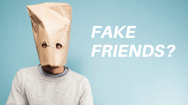 Fake Friends Quotes For Facebook, Whatsapp & Instagram