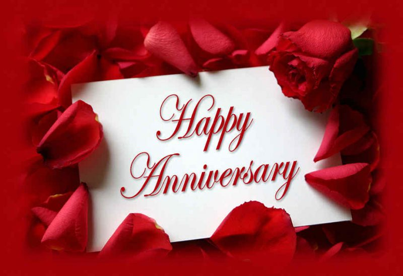 Wedding Anniversary Wishes & Messages For Couples