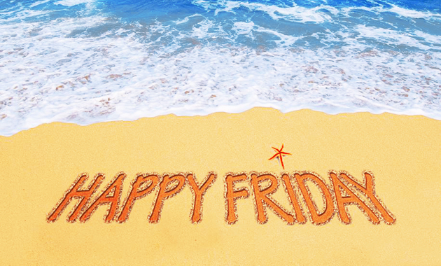 Happy Friday Messages For Friends