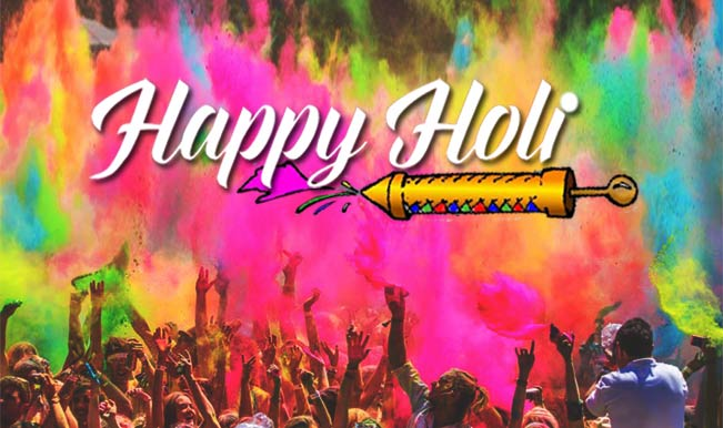 Happy Holi Wishes, Messages & Quotes