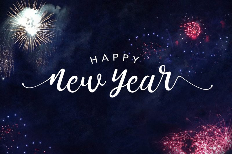 Happy New Year Wishes & Messages