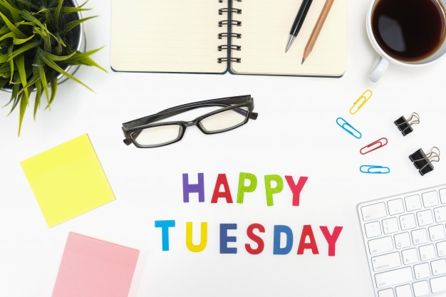 Happy Tuesday Messages For Friends
