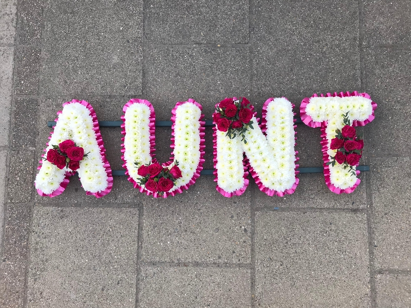 Tribute To Late Aunt