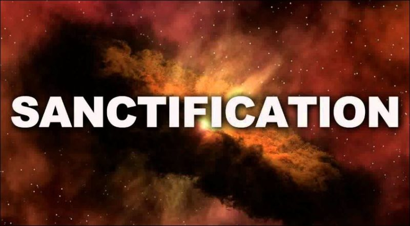 Sample Prayer Of Sanctification