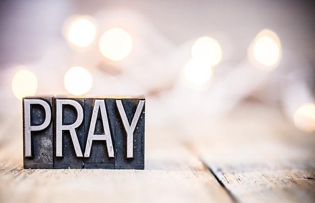 Prayer for Overcoming Fear