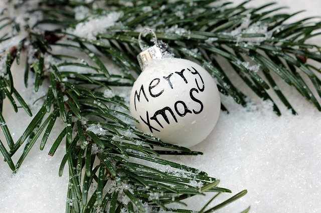 Happy Christmas Image - Merry Xmas