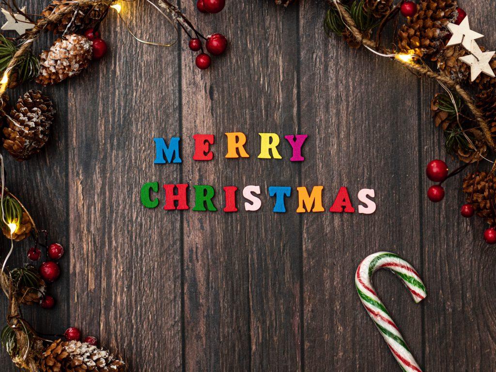 Merry Christmas Photo - Happy Christmas Image
