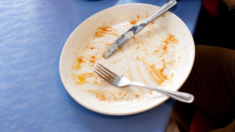 sample prayer after meal