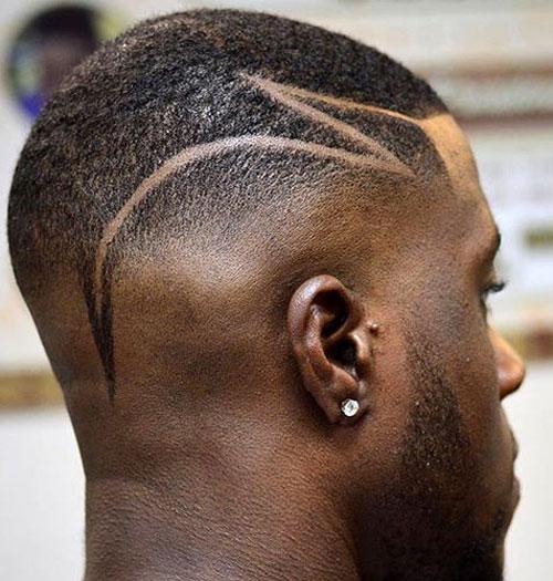 Low Skin Fade - Haircut for Black Men