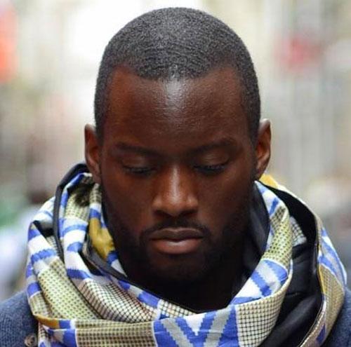 Buzz Cut with Beard - Haircut for Black Men