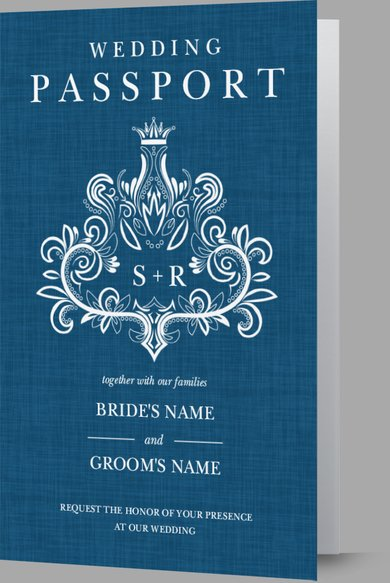 Wedding Invitation Card Sample 38