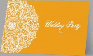 Wedding Invitation Card Sample 18