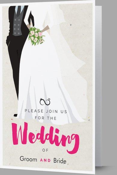 Wedding Invitation Card Sample 22